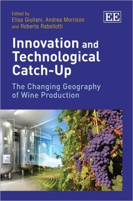 My book about the changing geography of wine production