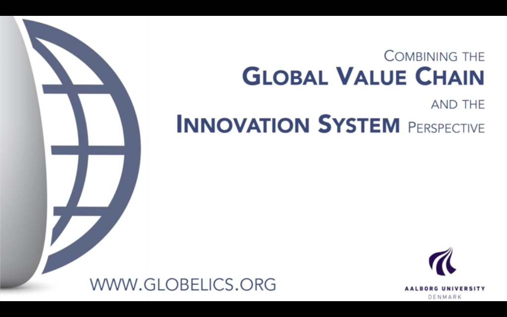Global Value Chains and Innovation Systems