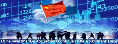 La Cina sta comprando il mondo