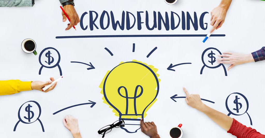 Il crowdfunding è donna