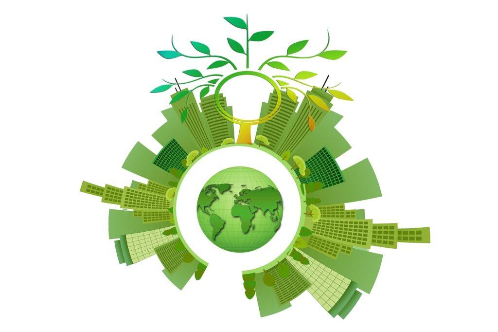 Latecomer development in the global green economy